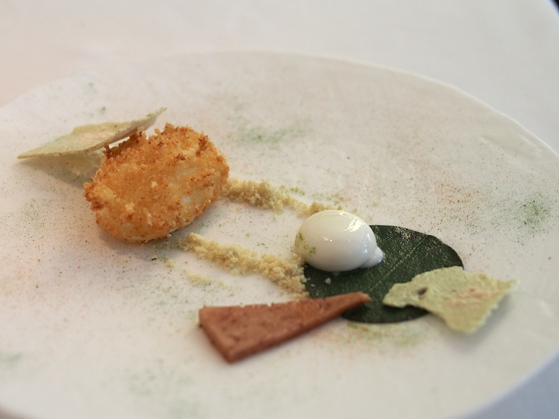 ARZAK - 3rd course 1 bright