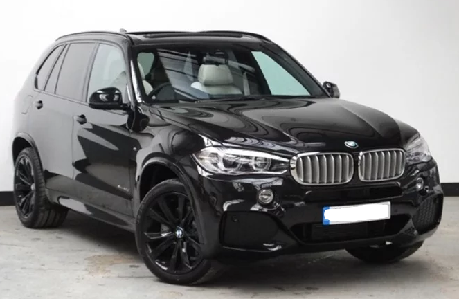 2016 Bmw X5 40d M Sport Auto 5dr 7 Seats Car Shopper